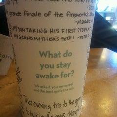 Photo taken at Caribou Coffee by Randy E. on 9/7/2011