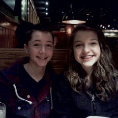 Photo taken at Outback Steakhouse by Juliet K. on 1/21/2012