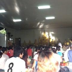 Photo taken at วัดป่ากู่แก้ว by natty L. on 8/1/2012