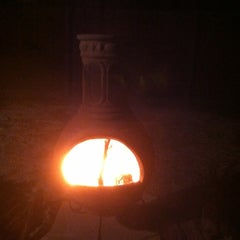 Photo taken at Chiminea by Blatz 2 on 10/23/2011