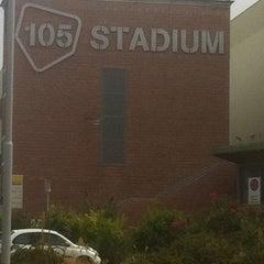 Photo taken at 105 Stadium by Dalia T. on 9/3/2011