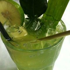 Photo taken at myElephant Thai Restaurant by C C. on 10/19/2011