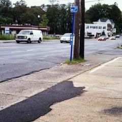 Photo taken at 60 Bus Stop by Thomas Z. on 9/6/2011