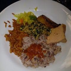 Photo taken at Intercontinental Restaurant by Brandee N. on 4/26/2012