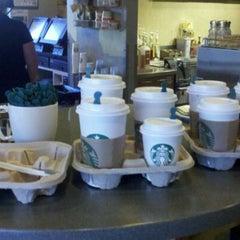 Photo taken at Starbucks by Jack H. on 8/25/2011