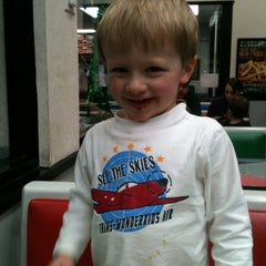 Photo taken at Burger King® by Donna N. on 1/1/2012