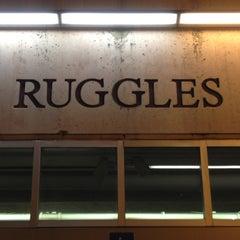 Photo taken at MBTA Ruggles Station by Michael B. on 11/22/2011