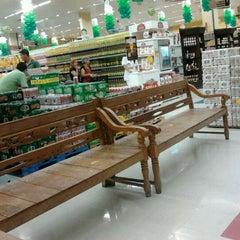 Photo taken at D'Ville Supermercados by Nivio V. on 5/5/2012