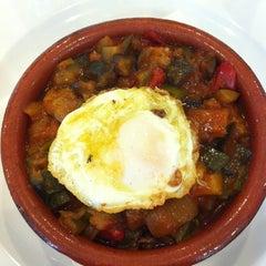 Photo taken at Bar Restaurante El Faro by Silvia J. on 3/29/2012
