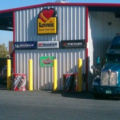 Photo taken at Love's Travel Stop by Chino R. on 10/17/2011