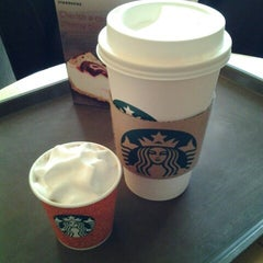 Photo taken at Starbucks | ستاربكس by Abeer D. on 9/1/2012