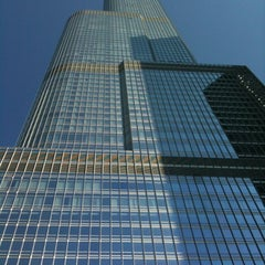 Photo taken at Trump International Hotel & Tower Chicago by Jess H. on 6/27/2012
