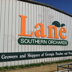 Photo taken at Lane Southern Orchards by Lindsey G. on 2/23/2011