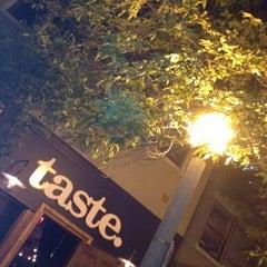 Photo taken at Taste By Niche by kyle h. on 4/20/2012