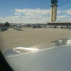 Photo taken at Billings Logan International Airport (BIL) by Aryn C. on 3/23/2012