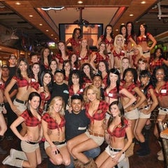 Photo taken at Twin Peaks Headquarters by Whitney E. on 1/9/2012