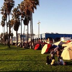 Photo taken at Venice Beach Boardwalk by Noriyuki M. on 10/17/2011