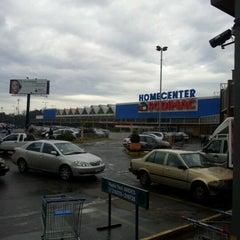 Photo taken at Homecenter Sodimac by Javier M. on 8/19/2012