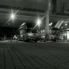 Photo taken at Sungai Nibong Express Bus Terminal by mohd r. on 1/8/2012