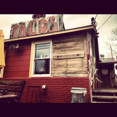 Photo taken at Paco's Tacos by Sarah J. on 3/28/2012