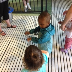 Photo taken at Port Discovery Children's Museum by Cynthia J. on 4/15/2012