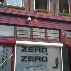Photo taken at Zero by Paola V. on 6/23/2012
