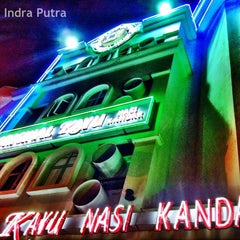 Photo taken at Original Kayu Nasi Kandar Restaurant by Raja Indra P. on 4/1/2012