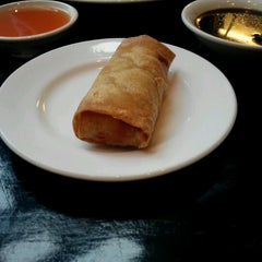 Photo taken at Lili's Noodle Shop & Grill by Shailesh M. on 8/11/2012