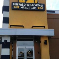 Photo taken at Buffalo Wild Wings by LaMont'e B. on 7/14/2012
