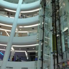 Photo taken at e-Walk XXI by Echy L. on 3/28/2012