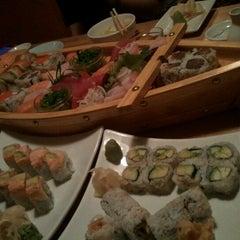 Photo taken at Sakura Japanese Restaurant by LEENA K. on 7/28/2012