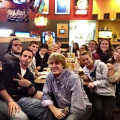 Photo taken at Buffalo Wild Wings by Shannon S. on 2/20/2012