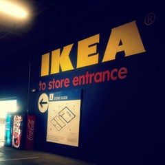 Photo taken at IKEA by Kate K. on 6/10/2012
