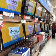 Photo taken at Walmart Supercenter by Evin G. on 6/18/2012