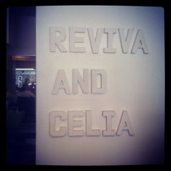 Photo taken at Reviva and Celia (רביבה וסיליה) by Thomas D. on 6/12/2012