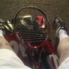 Photo taken at KB Tennis by Jesper J. on 5/23/2012