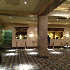Photo taken at Wellington Hotel by Osamu T. on 5/8/2012