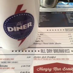 Photo taken at The Diner by Stas T. on 7/14/2012