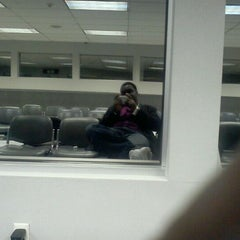Photo taken at Gate B17 by Wil Z. on 4/18/2012
