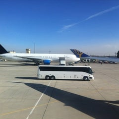 Photo taken at Southern California Logistics Airport (VCV) by Ray R. on 3/1/2012