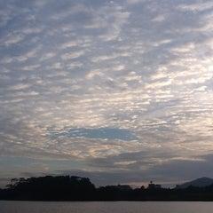 Photo taken at Taman Layang-Layang (Kite Flying) Kepong by Teh f. on 7/13/2012