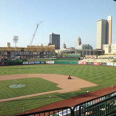 Photo taken at Fort Wayne TinCaps Baseball by Travis B. on 5/27/2012
