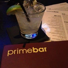 Photo taken at Primebar Dallas by Claudia on 8/18/2012