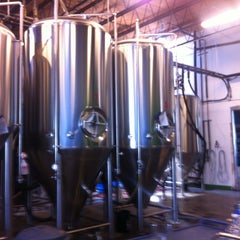 Photo taken at Fremont Brewing Company by Nathan M. on 7/8/2012