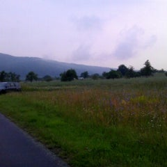 Photo taken at Hund Gassi Hofstetten Main by Diana H. on 6/14/2012