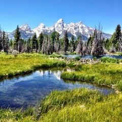 Photo taken at Grand Teton National Park by Rebecca M. on 6/29/2012