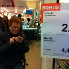 Photo taken at Albert Heijn by Mieke v. on 2/26/2012