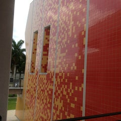 Photo taken at Paul Cejas Architecture Building by Anthony H. on 5/9/2012