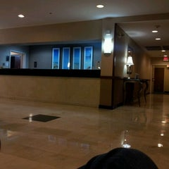 Photo taken at Courtyard by Marriott Airport West/ Doral by Lucio M. on 2/23/2012