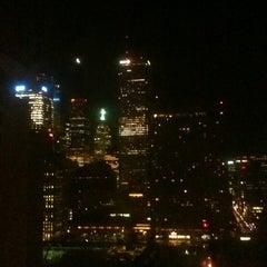 Photo taken at Metropolitan Hotel by Patricia V. on 3/16/2012